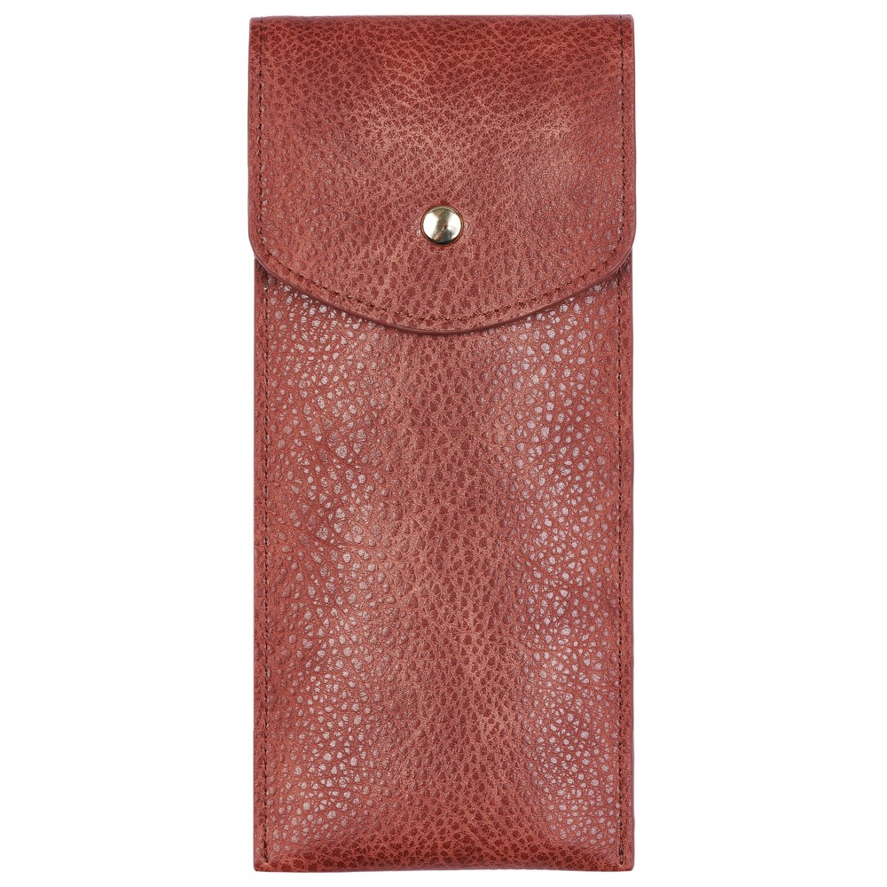 Pencil Case with Pencils included Brown - Threshold, Acorn