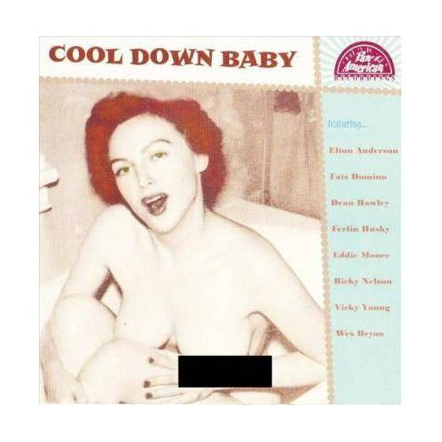 Various - Cool Down Baby (CD) - image 1 of 1
