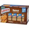 Lance Nekot Real Peanut Butter Cookie Sandwiches - 35oz - 20ct - image 3 of 4