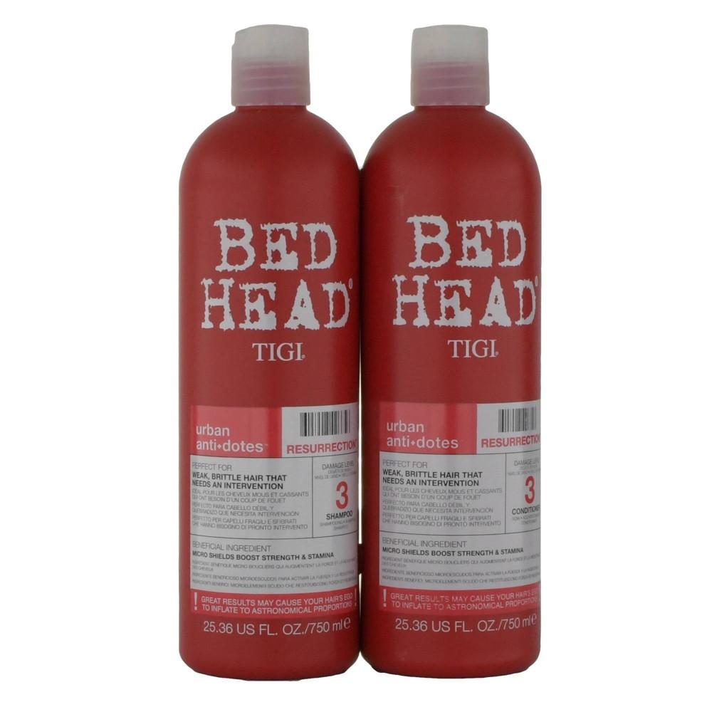 Image of TIGI Bed Head Urban Anti + dotes Resurrection Hair Care Collection