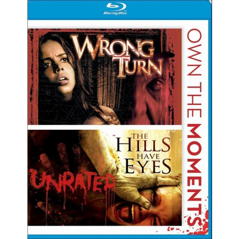 Wrong Turn / The Hills Have Eyes (Blu-ray) - image 1 of 1