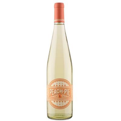 Oliver Peach Pie Fruit Wine -750ml Bottle