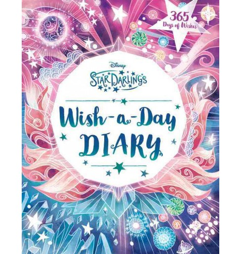 Star Darlings Wish-a-day Diary (Paperback) - image 1 of 1
