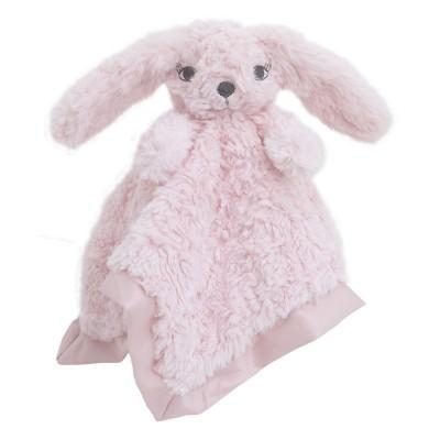 NoJo Cuddle Me Luxury Plush Security Blanket Bunny