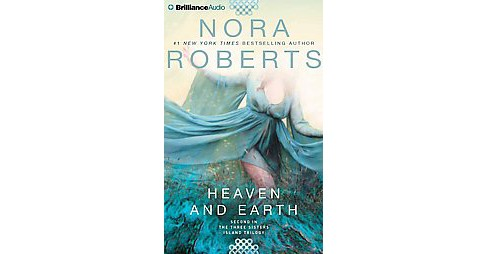 Heaven and Earth (Abridged) (CD/Spoken Word) (Nora Roberts) - image 1 of 1