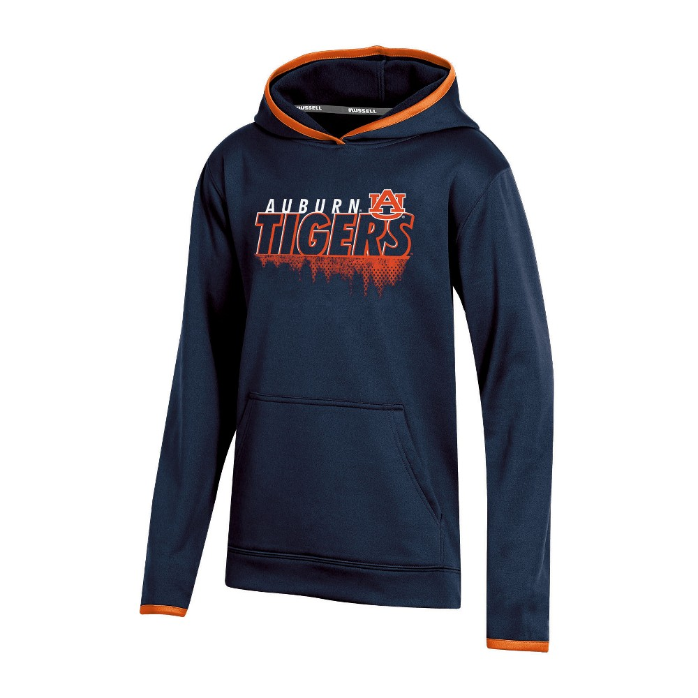 Auburn Tigers Boys' Performance Hoodie - M, Multicolored