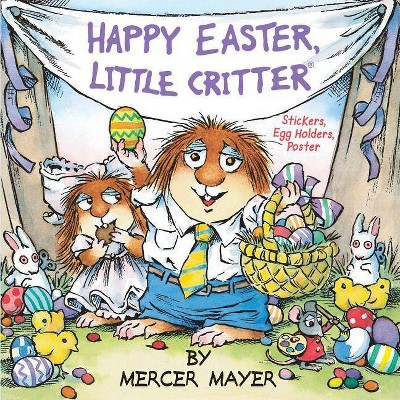 Happy Easter, Little Critter -  Reprint (Little Critter) by Mercer Mayer (Paperback)