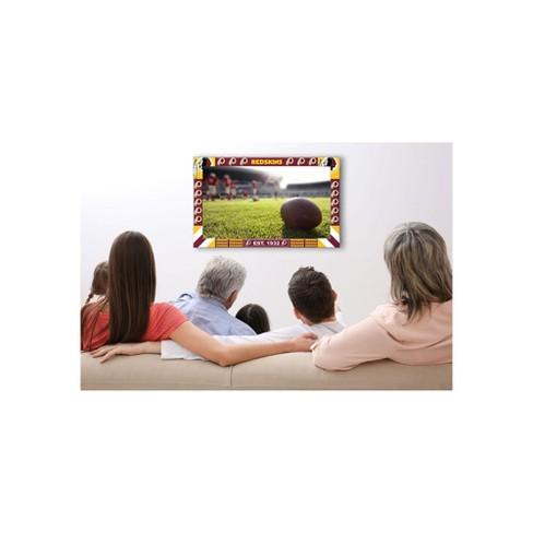 NFL Washington Redskins Big Game TV Frame - image 1 of 1