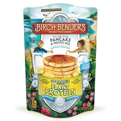 Birch Benders Plant Protein Pancake Mix - 14oz
