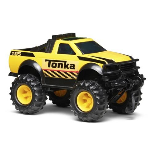 Tonka Toy Trucks >> Tonka Steel Classic 4x4 Pickup Truck