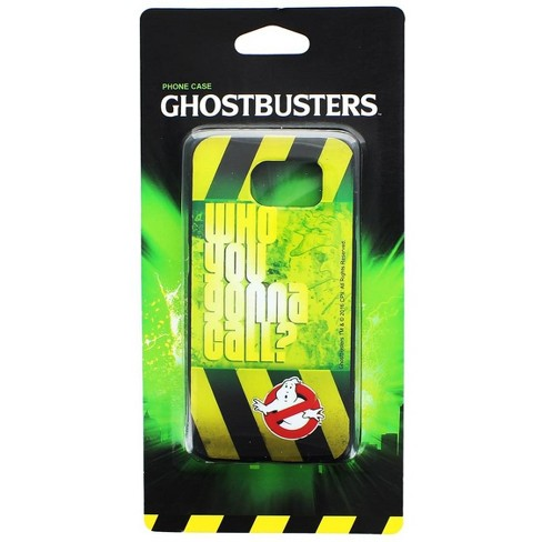 "Nerd Block Ghostbusters ""Who You Gonna Call"" Samsung Galaxy S6 Case - image 1 of 2"