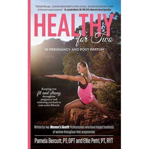 Healthy for Two - by  Ellie Petri & Pamela Bercutt (Paperback) - image 1 of 1