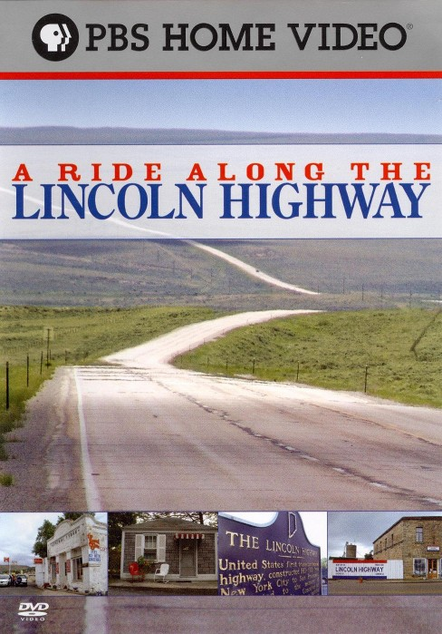 Ride along the lincoln highway (DVD) - image 1 of 1