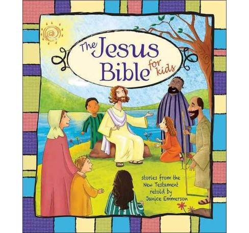 Jesus Bible for Kids (Hardcover) - image 1 of 1