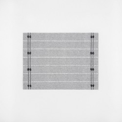 Textured Placemat Gray - Hearth & Hand™ with Magnolia