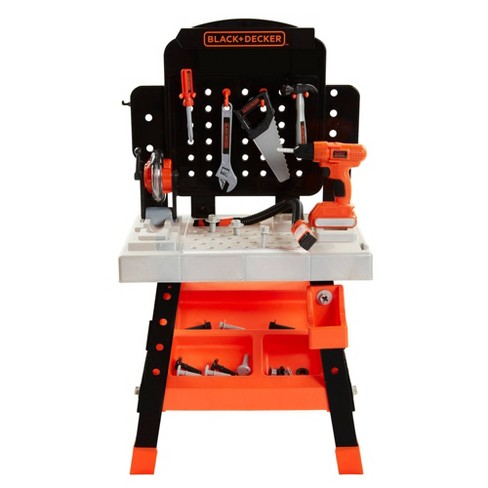 Peachy Black Decker Ready To Build Workshop Alphanode Cool Chair Designs And Ideas Alphanodeonline