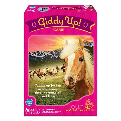 Our Generation Giddy Up! Game - image 1 of 4