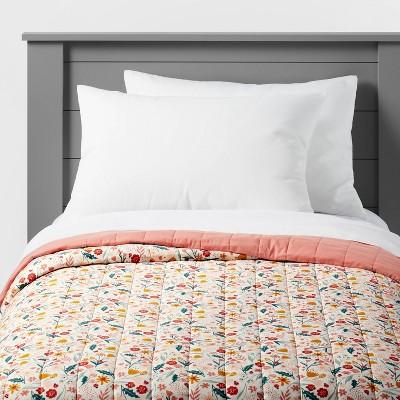 Garden Floral Cotton Quilt - Pillowfort™