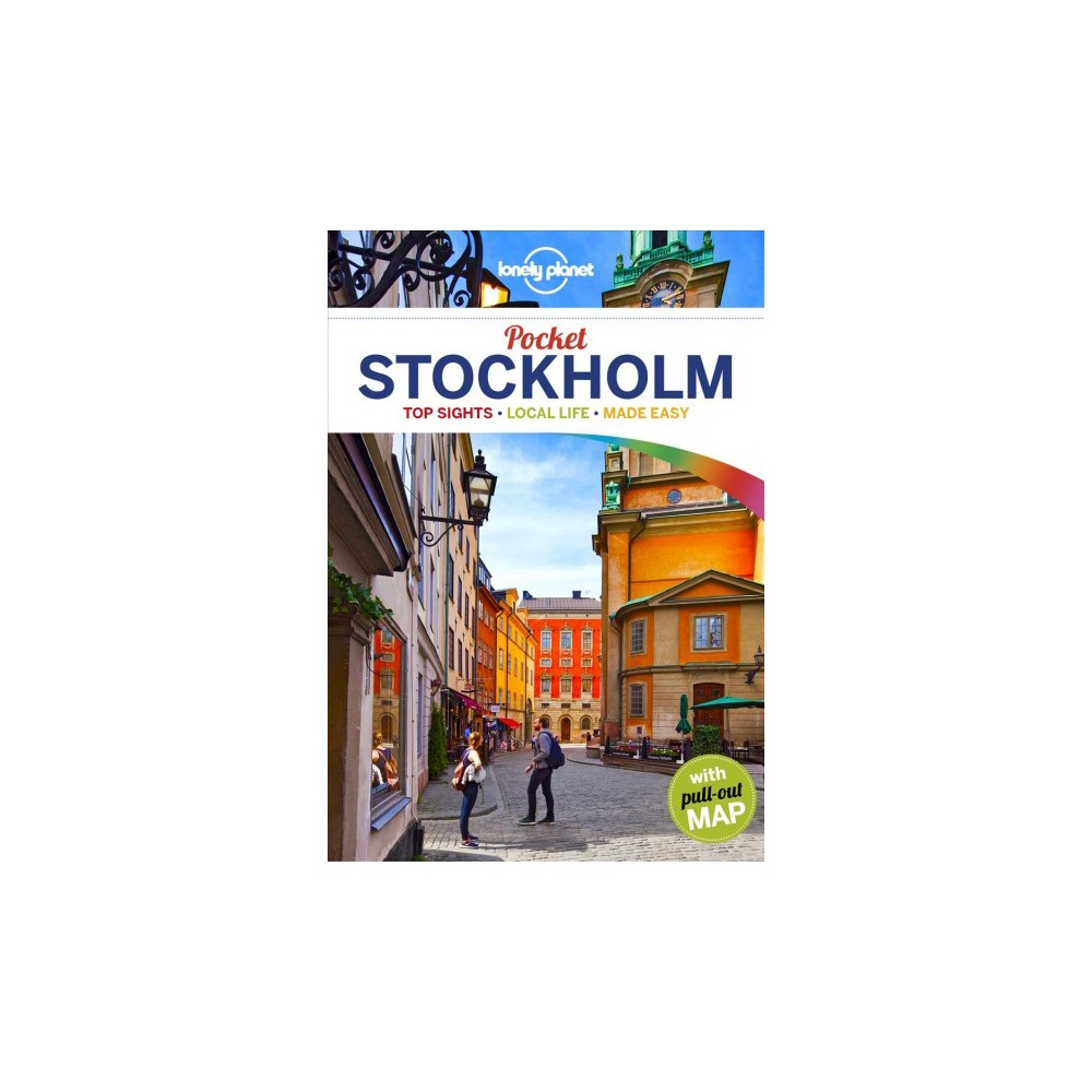 Lonely Planet Pocket Stockholm - 4 Pap/Map by Charles Rawlings-Way & Becky Ohlsen (Paperback)