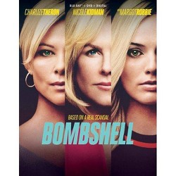 Bombshell (Blu-Ray + DVD + Digital)