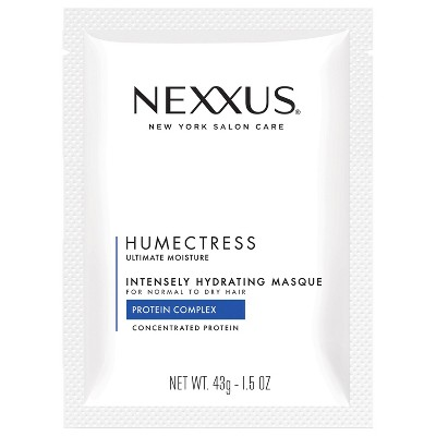 Nexxus New York Salon Care Humectress Ultimate Moisture Protein Complex Intensely Hydrating Masque - 1.5oz