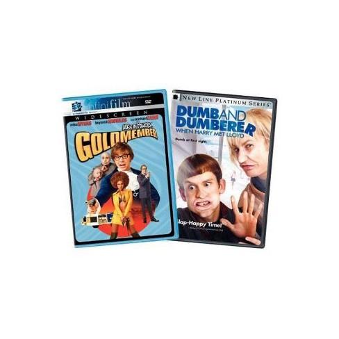Goldmember / Dumb & Dumberer Set (DVD) - image 1 of 1