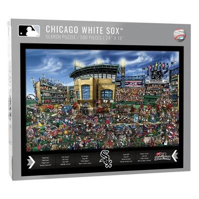 MLB Chicago White Sox 500pc Find Joe Journeyman Puzzle