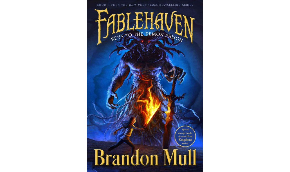Keys to the Demon Prison - (Fablehaven) by Brandon Mull (...
