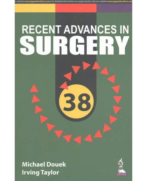Recent Advances in Surgery (Vol 38) (Paperback) (Irving Taylor & Michael Douek) - image 1 of 1