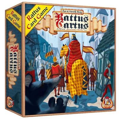Rattus Cartus Board Game