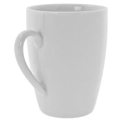 10 Strawberry Street Royal Barrel Mug 10oz Set of 6 - White