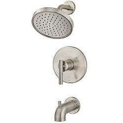 Pfister LG89-8NC Contempra Single Handle Tub and Shower Trim Package