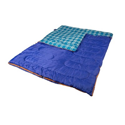 Stansport 6 LB Mammoth Double 2 Person Rectangular Sleeping Bag