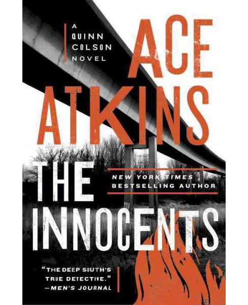 Innocents -  Reprint (Quinn Colson) by Ace Atkins (Paperback) - image 1 of 1