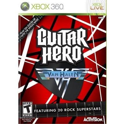 Guitar Hero: Van Halen - Xbox 360