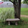 """Emsco 34"""" Resin Garden Bench Statuary - image 4 of 4"""