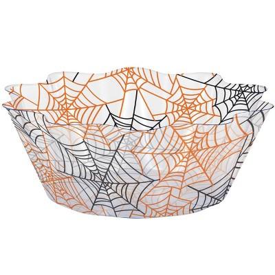 3ct Spiderwebs Fluted Bowl