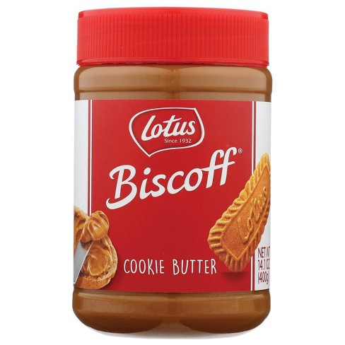 Biscoff Creamy Cookie Butter Spread - 14oz - image 1 of 4
