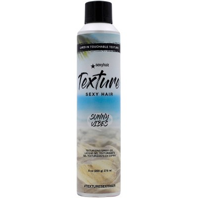 Sexy Hair Texture Sunny Vibes Spray Gel - 8 fl oz
