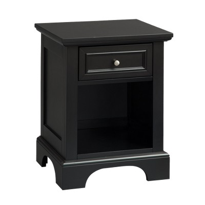 Bedford Nightstand Black - Home Styles