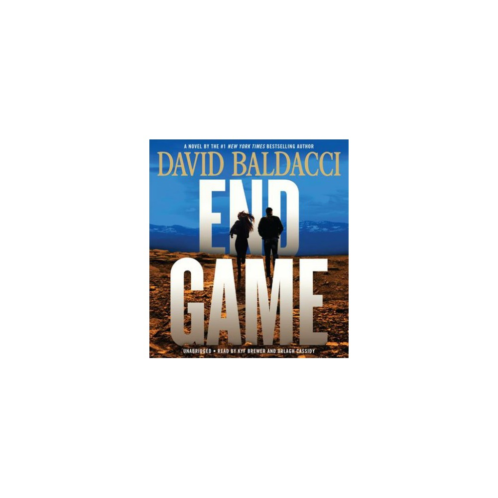 End Game - Unabridged (Will Robie) by David Baldacci (CD/Spoken Word)