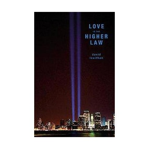 Love Is The Higher Law Reprint Paperback David Levithan Target