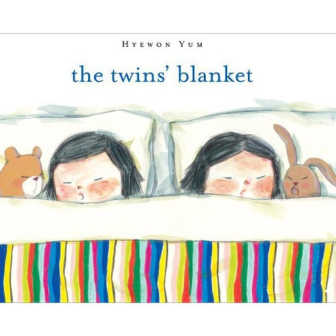 The Twins' Blanket - by  Hyewon Yum (Hardcover) - image 1 of 1