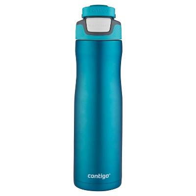 Contigo AUTOSEAL® Chill 24oz Stainless Steel Water Bottle - Scuba