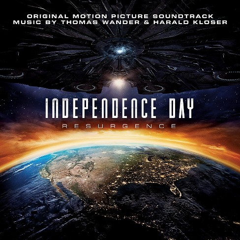 Harald kloser - Independence day:Resurgence (Osc) (CD) - image 1 of 1