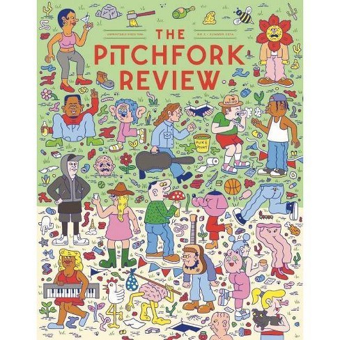 The Pitchfork Review Issue #3 (Summer) - (Paperback) - image 1 of 1