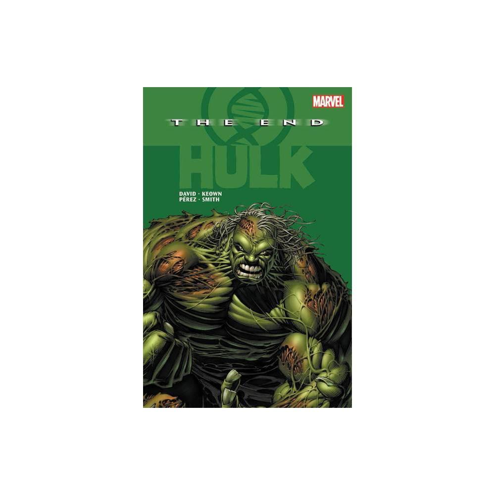 Hulk The End By Peter David Dale Keown George Perez Paperback