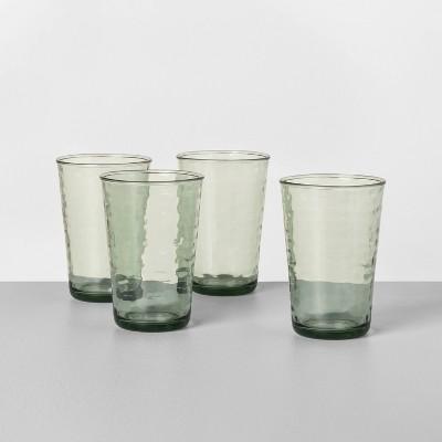 4pk Drinkware Acrylic High Ball Green - Hearth & Hand™ with Magnolia
