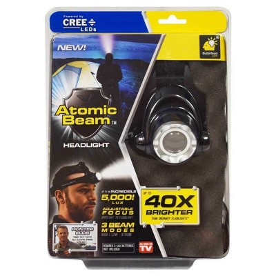 As Seen on TV® LED Atomic Head Lamp