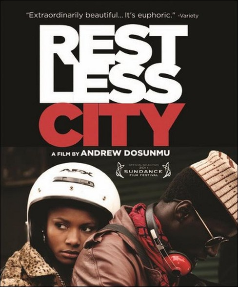 Restless city (Blu-ray) - image 1 of 1